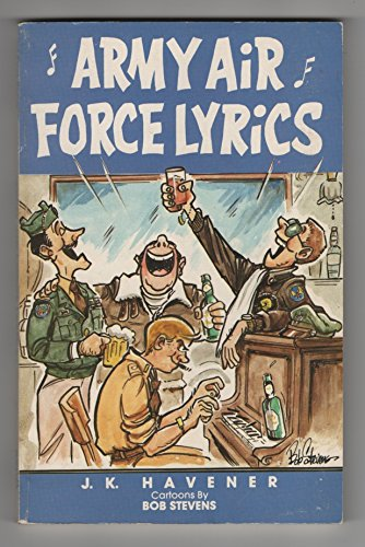 9780816821068: Army Air Force Lyrics: A Collection of WWII
