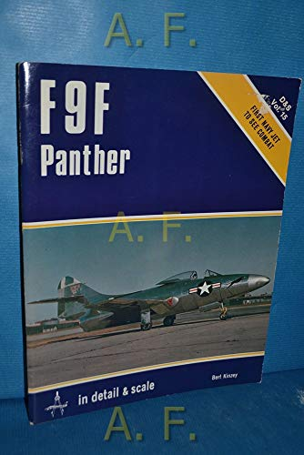 9780816850259: F9F Panther in Detail & Scale (D&S, Vol. 15)
