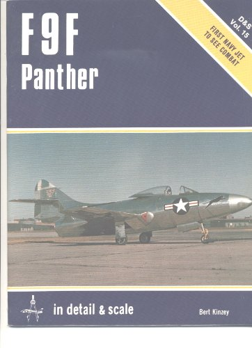F9F Panther in Detail & Scale - D&S Vol. 15