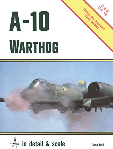 9780816850303: A-10 Warthog in Detail and Scale (Detail and Scale Vol. 19)