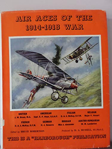 9780816863501: Air Aces of the 1914-1918 War