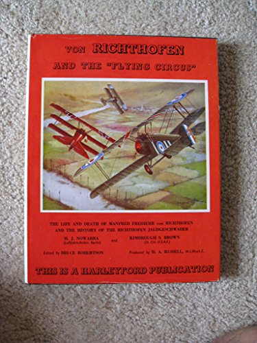 9780816863952: Von Richthofen and the Flying Circus