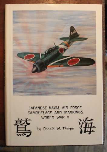 9780816865833: Japanese Naval Air Force Camouflage and Markings, World War II