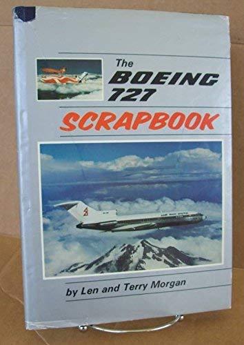 9780816883448: Boeing 727 Scrapbook