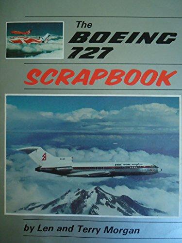 9780816883493: Boeing 727 Scrapbook