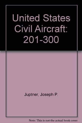 U. S. Civil Aircraft: ATC Number -: Juptner, Joseph P.