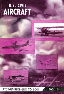US Civil Aircraft (Vol. 6) : ATC: Joseph P. Juptner