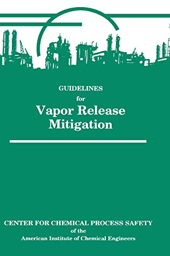 9780816904013: Guidelines Vapor Release Mitigation