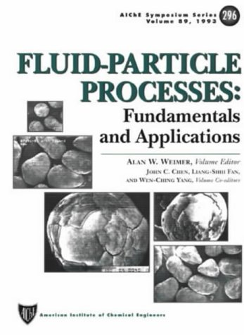 9780816906178: Fluid-Particle Processes: Fundamentals and Applications (Aiche Symposium Series)