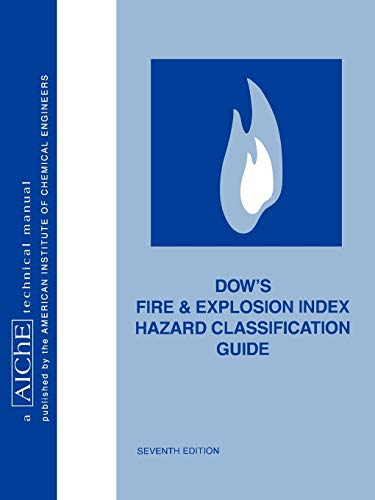 9780816906239: Dow's Fire and Explosion Index Hazard Classification Guide