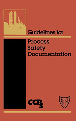 9780816906253: Guidelines for Process Safety Documentation