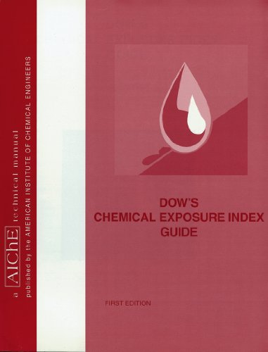 9780816906475: Dow's Chemical Exposure Index Guide