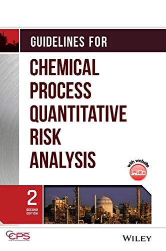 9780816907205: Guidelines for Chemical Process Quantitative Risk Analysis