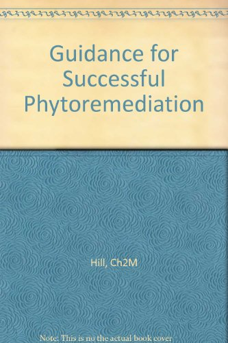 9780816908066: Guidance for Successful Phytoremediation