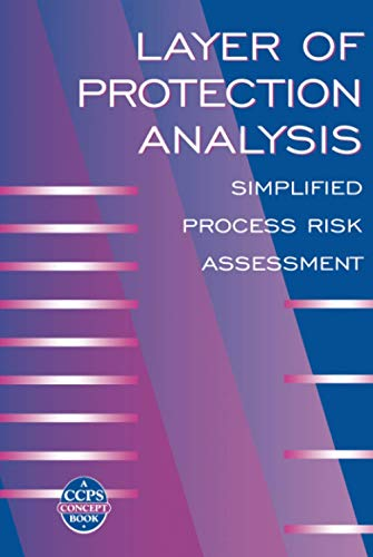 9780816908110: Layer of Protection Analysis: Simplified Process Risk Assessment