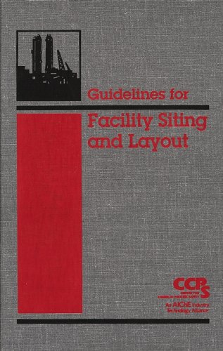 9780816908998: Guidelines for Facility Siting and Layout