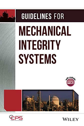 9780816909520: Guidelines for Mechanical Integrity Systems