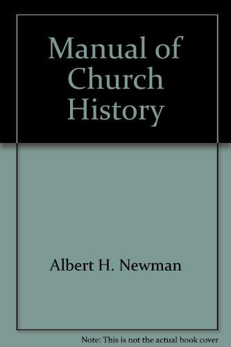 9780817000981: A Manual of Church History Volume II: Modern Church History (1517-1932)