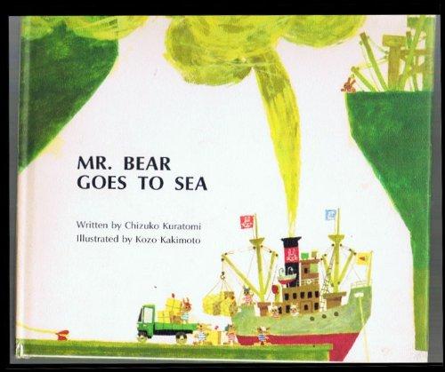 9780817004453: Mr. Bear goes to sea