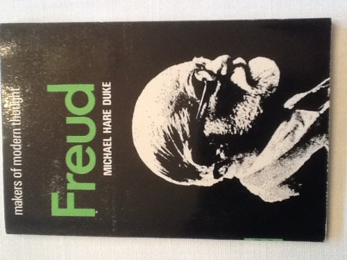 9780817005580: Sigmund Freud (Makers of modern thought)