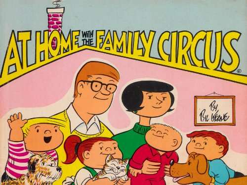 9780817005986: At home with the Family circus