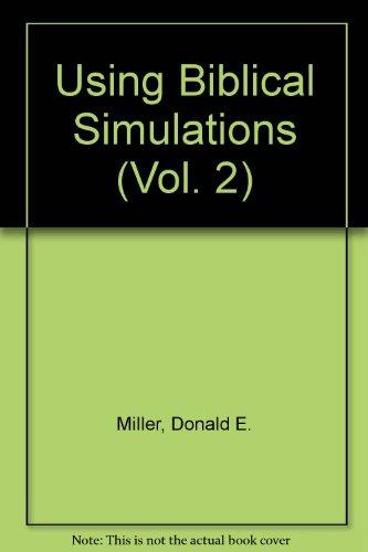 9780817006686: Using Biblical Simulations, Volume 2