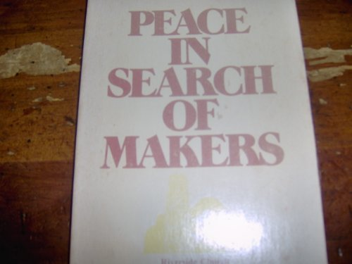 9780817008543: Peace in search of makers: Riverside Church Reverse the Arms Race Convocation