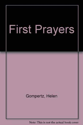 9780817010133: First Prayers