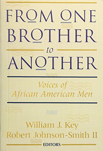 9780817012502: From One Brother to Another: Voices of African American Men