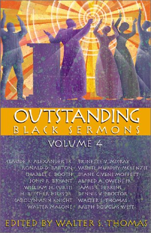 9780817013783: Outstanding Black Sermons