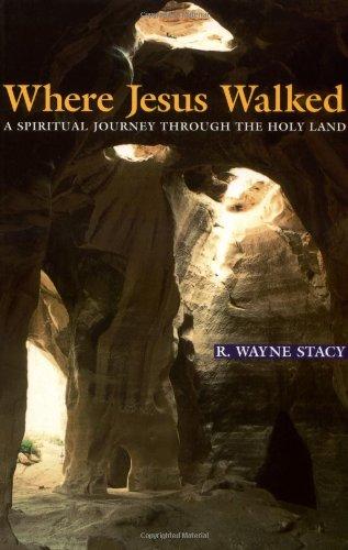 9780817013905: Where Jesus Walked: A Spiritual Journey Through the Holy Land