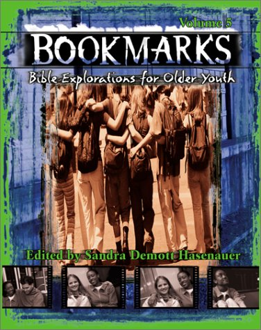 9780817014186: Bookmarks: Bible Explorations for Older Youth