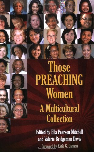 9780817015374: Those Preaching Women: A Multicultural Collection