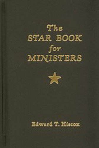9780817016944: The Star Book for Ministers (Star Books)