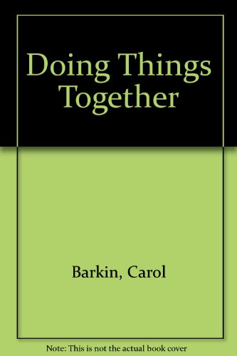 9780817200367: Doing Things Together