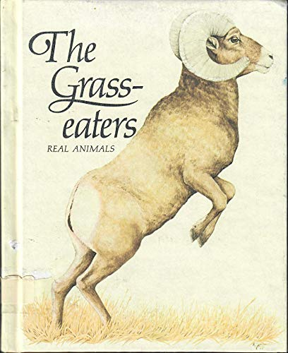 9780817206031: The grass eaters (Real animals)