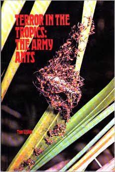 9780817210601: Terror in the Tropics: The Army Ants