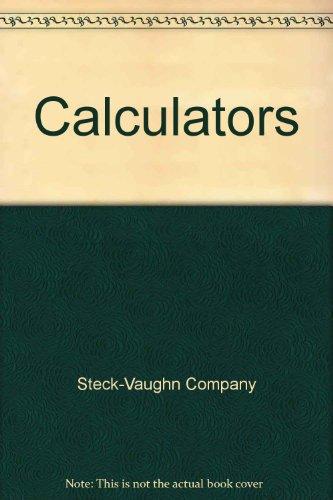 9780817214265: Calculators