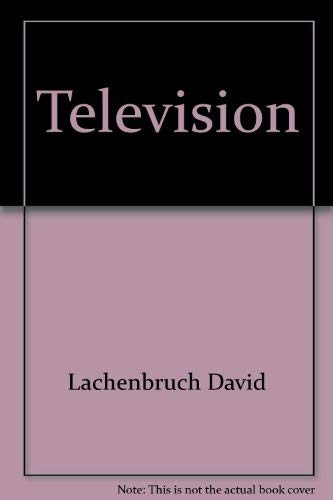 Television: Steck-Vaughn Company, Lachenbruch, David