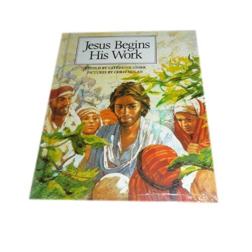 9780817219789: Jesus Begins His Work (People of the Bible)