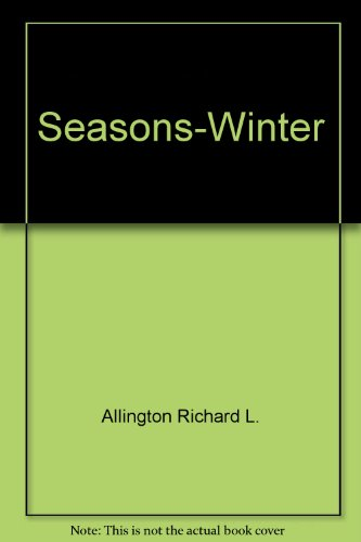 9780817224974: Seasons-Winter