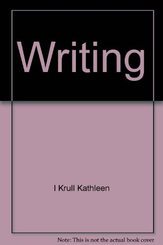 Writing (0817224998) by Richard L. Allington; Kathleen Krull