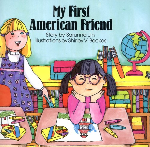 9780817227852: My First American Friend (Young Publish-A-Book Series)
