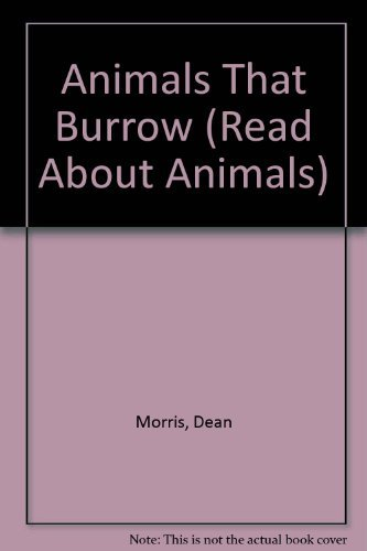 9780817232016: Animals That Burrow (Read About Animals)