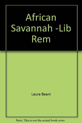 9780817233419: African Savannah -Lib Rem