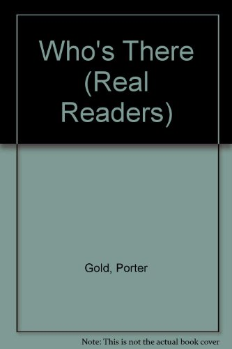 Who's There (Real Readers): Gold, Porter; Karas, Brian