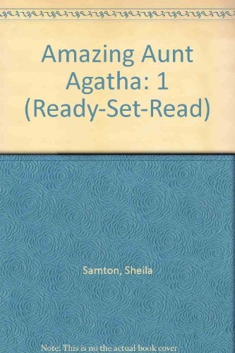 Amazing Aunt Agatha - Ready Set Read Series