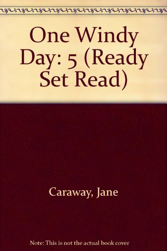 One Windy Day - Ready Set Read Series