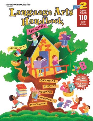 9780817238889: Language Arts Handbook: Reproducible Grade 2