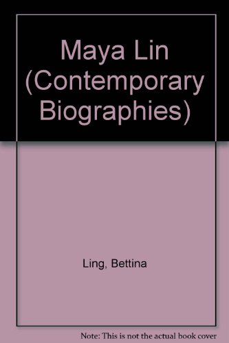 9780817239923: Maya Lin (Contemporary Biographies)